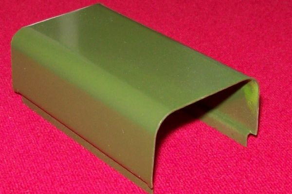 Dinky Toys 25 Series truck tin canopy finished drab green